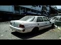Ford Escort Orion rusting on Garage!!!