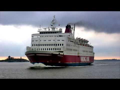 Viking Line Alukset 2017.