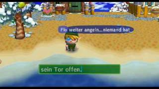 Kurz nach dem Aufstehen in Animal Crossing Let´s go to the City