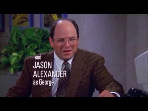 Best of George Costanza | Seinfeld Part - 1