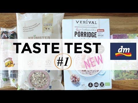 was-gibt's-neues-bei-dm?-taste-test-vegan-neuheiten-|-yummypilgrim