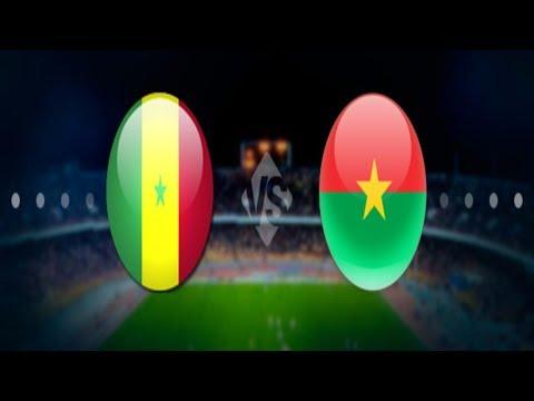 2018 World Cup Qualification Senegal vs Burkina Faso  Live