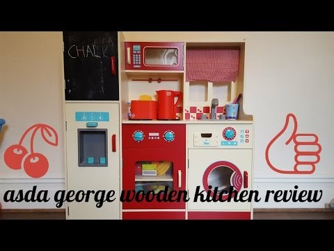 a2369965d2b4 ASDA GEORGE WOODEN KITCHEN REVIEW| MY PERSONAL OPINION