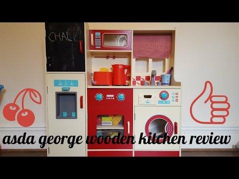 Asda George Wooden Kitchen Review