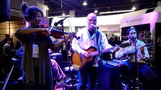Naked to the World at NAMM