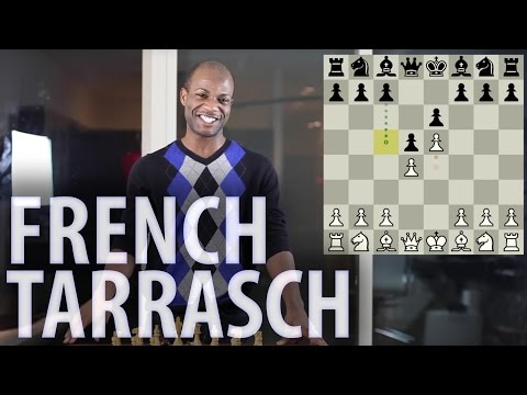 Chess Openings: French Tarrasch