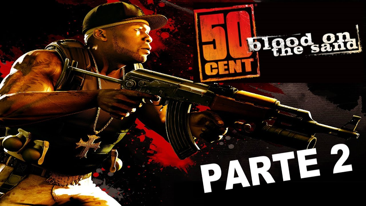 50 Cent Blood On The Sand Ps3 Gameplay Parte 2 Youtube