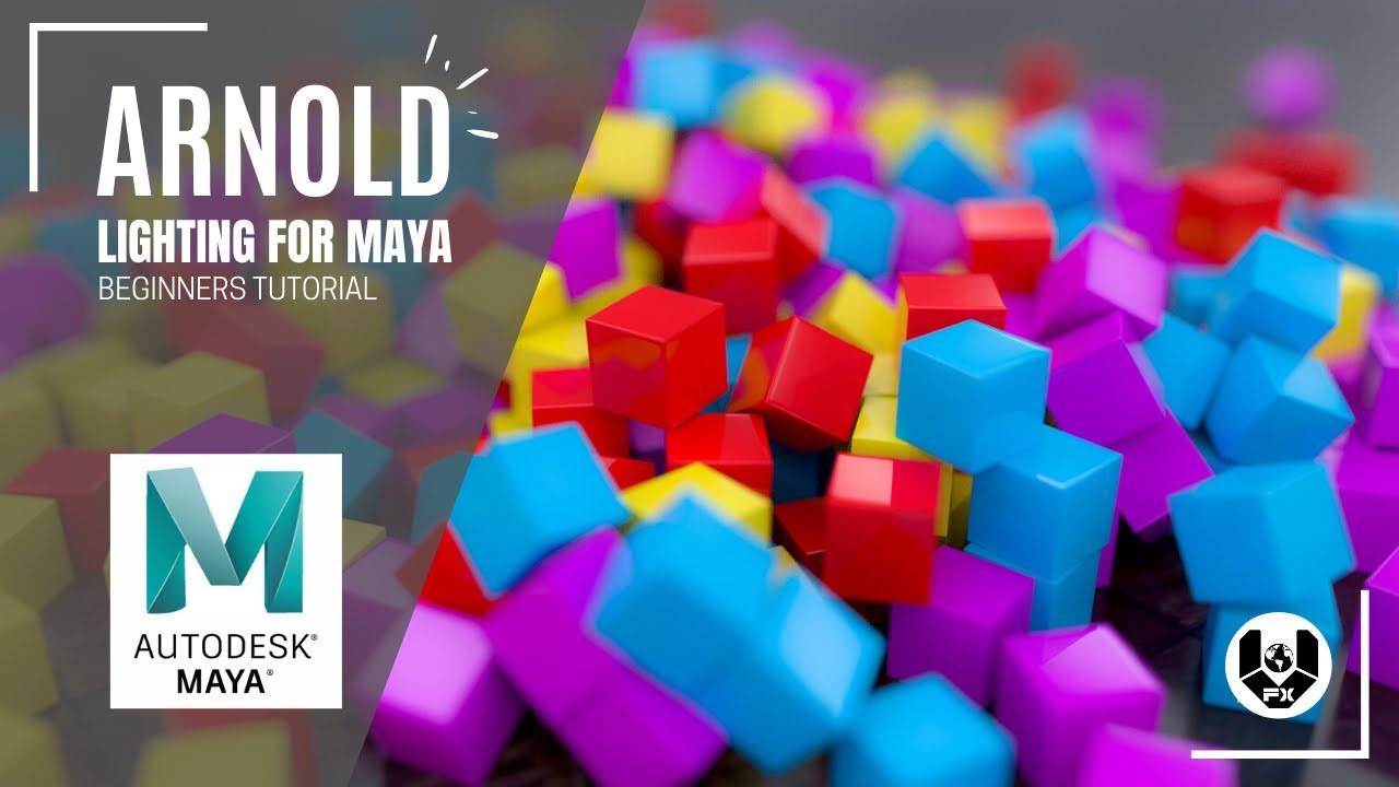 How to Do Arnold Lighting and Rendering in Maya | For Beginners
