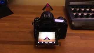 Nikon D750 Review: Live View Tweak