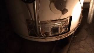Water Heater keeps needing lit?  Try this EZ fix first.