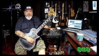 Jam Session With Peavey VK & ESP LTD EC407