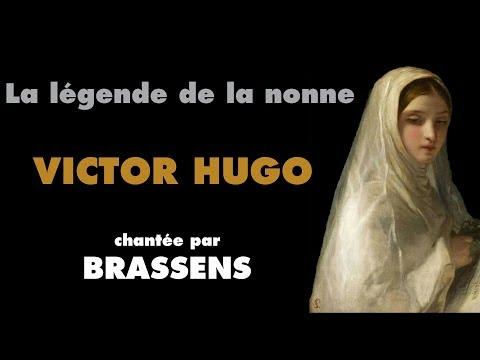 [PAROLES] La Légende De La Nonne - VICTOR HUGO (par Brassens)