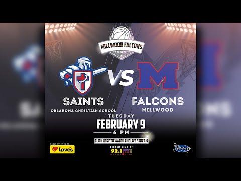 Oklahoma Christian School  VS Millwood Falcons