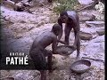 Diamond Mine In Sierra Leone (1961)