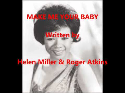 Barbara Lewis - MAKE ME YOUR BABY.wmv