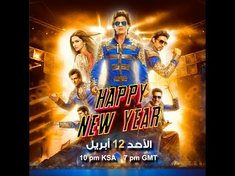 Happy New Year On Zee Aflam - Entertainment Like Never Before