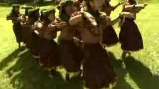 ハワイ ~神へ捧げる舞~