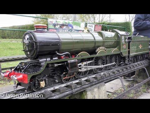 5 inch Gauge GWR 6015 King Richard III Live Steam Locomotive