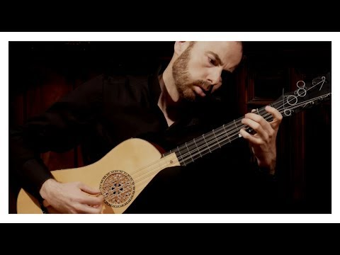 Baroque Music from Italy: Lorenzo Micheli plays Corelli on the Baroque Guitar