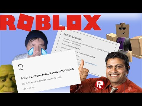WE SHUT ROBLOX DOWN