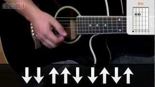 Galhos Secos - Catedral (aula de violão)