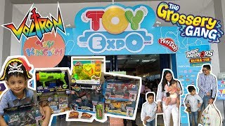 Vlog 17 - Toy Kingdom Toy Expo 2018 + Nag Toy Shopping Ang Birthday Boy😂🎉