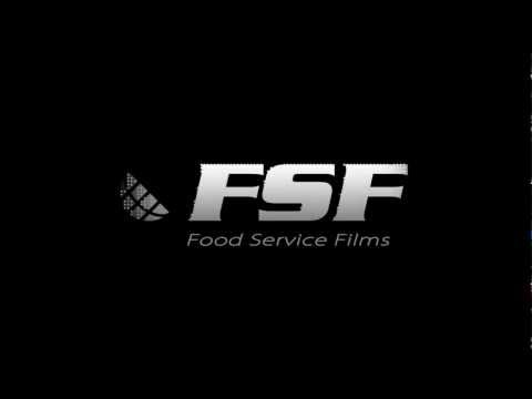 Logo Animation of Food Service Films