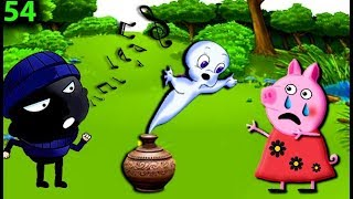 Мультики свинка пеппа новые серии на русском 54 СЬЮЗИ ДВОЙНИК Мультфильмы для детей Свинка Пеппа