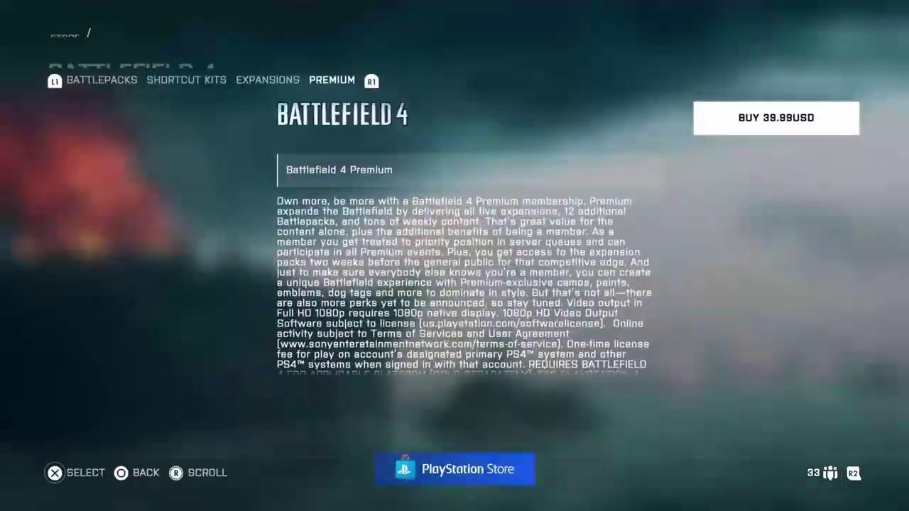 BF4 Xbox one tournament Announced