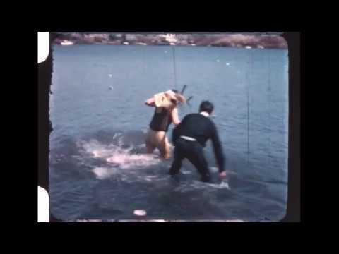 Crossing a River  (HC vs Harvard  1967)