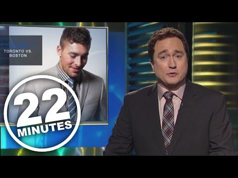 22 Minutes: Joffrey Lupul