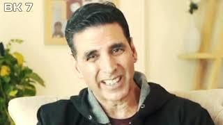 Akshay Kumar Fitness tips for fit India | Akshay Kumar  Health Tips | Akshay Kumar Latest video