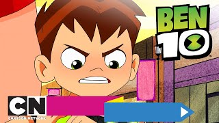 Ben 10  A 11. idegen, 1. rész  Cartoon Network