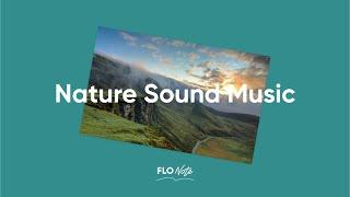 [2시간 연속 재생] 시원한 파도 소리와 촉촉한 빗소리, 그리고 감미로운 선율...♬ (네이쳐 피아노) / (Nature Piano)