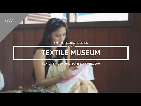 TEXTILE MUSEUM • MNEMONIC