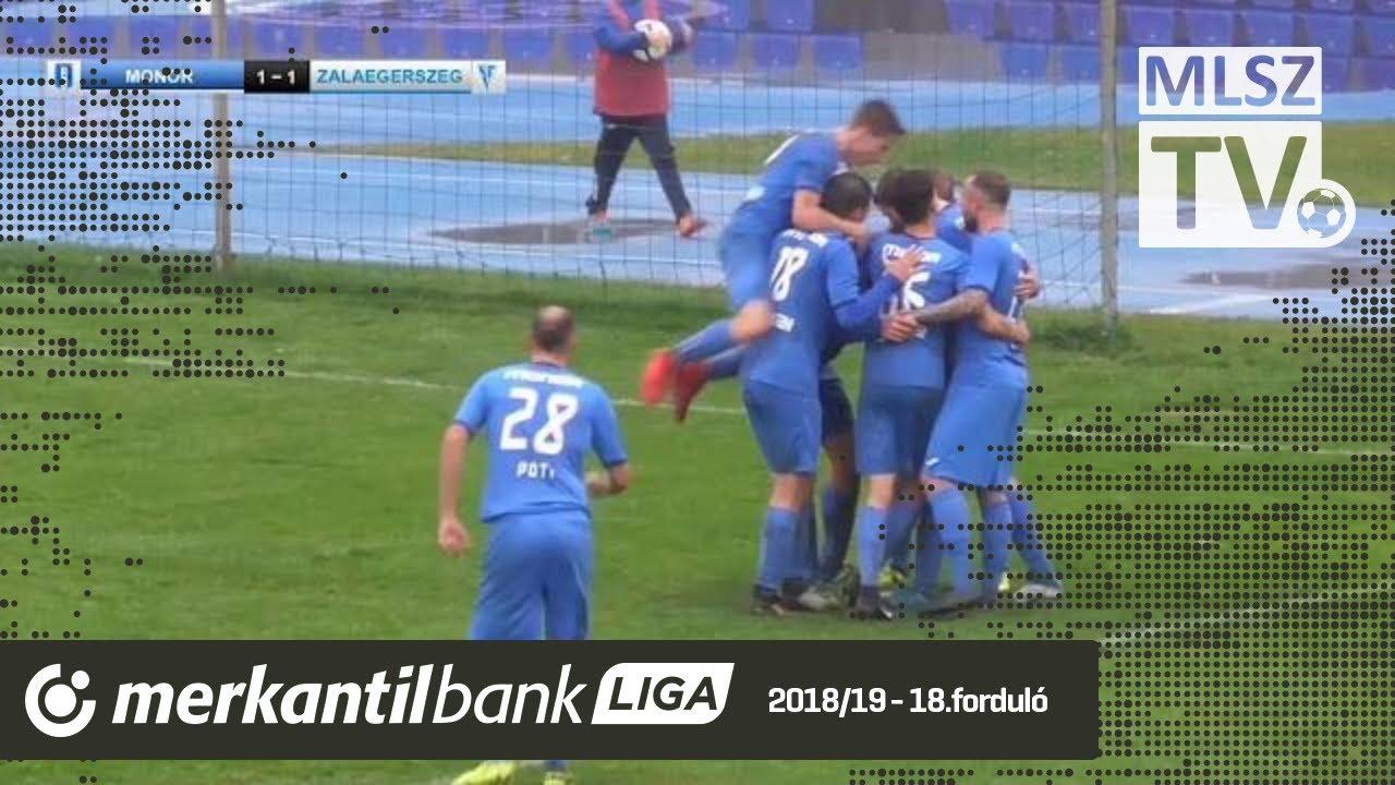 BSS Monor – ZTE FC | 1-4 (0-1) | Merkantil Bank Liga NB II.| 18. forduló |