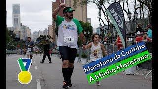 Corre Gordinho na Maratona de Curitiba! Minha primeira Maratona! #SouMaratonista