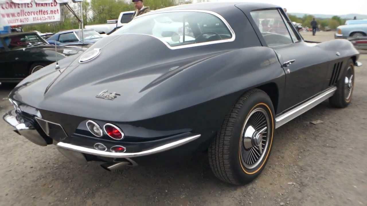 1966 Chevrolet Corvette Coupe For Sale Factory A C Laguna