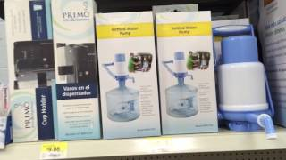 PRIMO  5-Gallon Water Bottle, and Dispenser, at Walmart