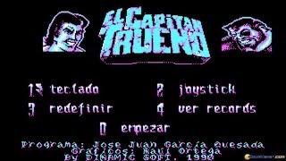 Capitan Trueno gameplay (PC Game, 1989)