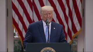 LIVE: President Trump delivers update on coronavirus testing strategy