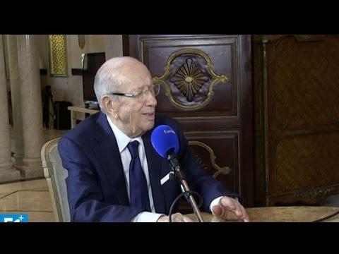 "Beji Caid el Sebsi : ""Aucun Etat n'est à l'abri d'une attaque terroriste"""