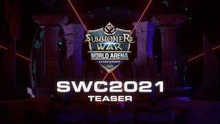 SWC2021 TEASER | Summoners War