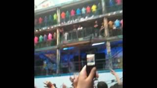 Justice - Skitzo Dancer (Scenario Rock) + Stress, Live @ Piscine Molitor, 06/06/10, Paris