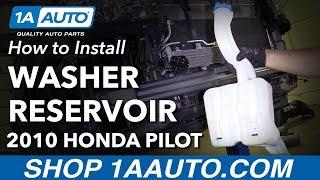 Engine Coolant recovery Reservoir Tank For Honda Pilot 2009-14