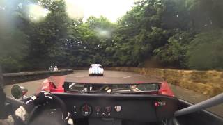 PVGP 2014 British Heritage Race - 1964 Austin Healey Sprite