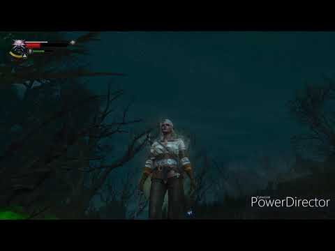 Ciri Drained (Various Costumes)