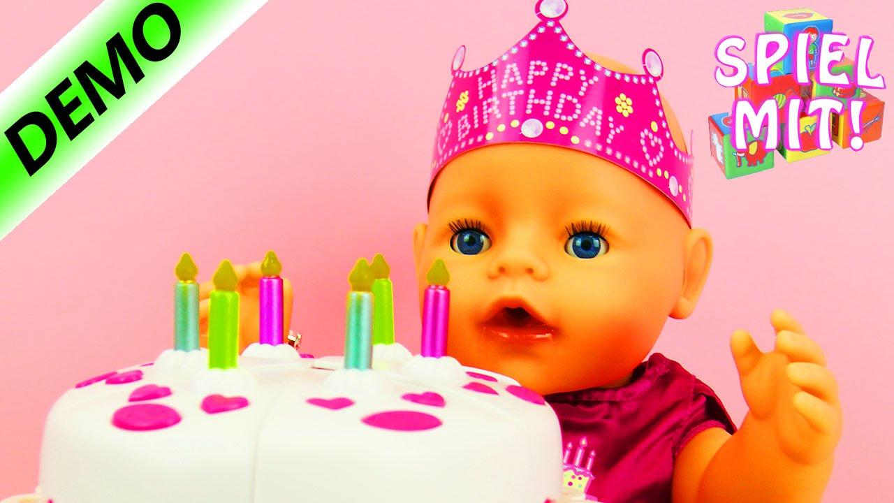 geburtstags baby born