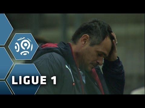 L'émotion et les larmes de Willy Sagnol - 13ème journée de Ligue 1 / 2014-15