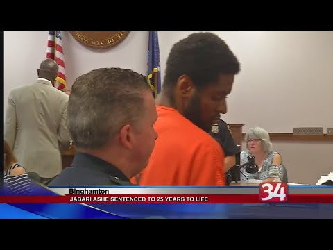 Jabari Ashe sentenced to 25 years to life for the murder of Tyquan Gumbs